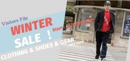 WINTER SALE 開催中 !!!