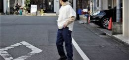"タフな相棒""Carpenter Works Denim"""